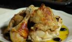 Цыпленок по-сицилийски