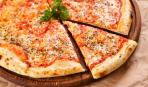 """Супер-быстрая пицца """"Сырная"""""""