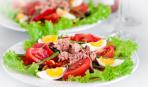 Блюдо дня: салат «Нисуаз» с тунцом