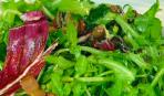 Салат из улиток с панчеттой