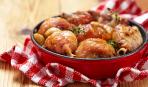 Вкусная идея для ужина: курица в духовке