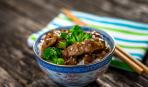 Китай на вашей кухне: сочная говядина в воке
