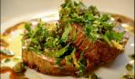 Филе говядины с гремолатой