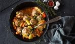 Блюдо дня: жаркое с рыбными фрикадельками