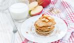 Овсяно-яблочные блинчики: пожалуй, лучшее начало дня