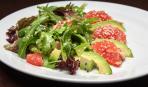Салат из фенхеля с грейпфрутом и авокадо - идеальное блюдо для похудения