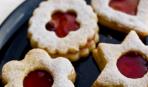 Что приготовить на десерт: печенье с джемом