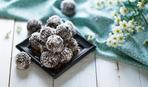 Шоколадные шарики «В снегу»