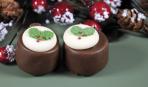 Рождественские шоколадные шарики