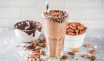 Шоколадно-кофейный напиток с ванилью