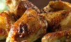 Курица с цитрусами и чесноком