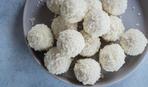 """Творожно-кокосовые шарики с курагой """"Шепот ангела"""""""