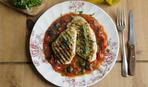 Божественный ужин: курочка с томатным соусом