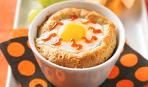 Бисквит в чашке «Глаз циклопа»