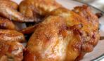 Куриные крылышки в аэрогриле