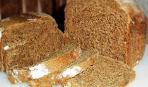 Хлеб ржаной с отрубями