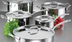 Как выбрать посуду из нержавеющей стали?