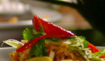 Кальмар с солью и перцем чили