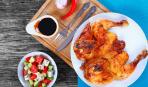 Как приготовить курицу на мангале целиком: 5 шагов