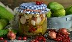 Мариновані огірки с порічкою - рецепти Руслана Сенічкіна