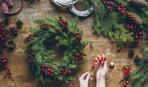 10 идей рождественских венков