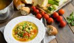 Самый весенний: итальянский суп Минестроне