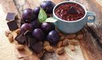 Любимые заготовки сладкоежек: сливовый джем с какао