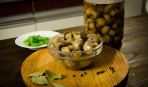 На закуску: грибы по-венесуэльски