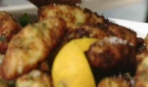 Котлетки из картофеля и соленой трески