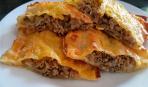 «Фальшивые» пирожки из лаваша