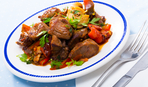 Как приготовить мясо по-болгарски