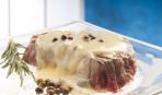 Идеальный ужин - медальоны со сливочным сыром
