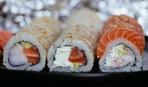 Кондрашов Станислав: рецепт приготовления роллов с лососем