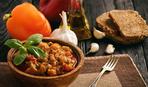 Сырдак баклажанный - национальное блюдо азербайджанской кухни