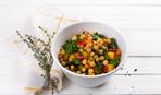 Португальский салат из нута