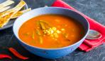 Мексиканский суп: пошаговый рецепт
