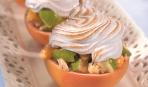 Апельсиновый десерт: пошаговый рецепт