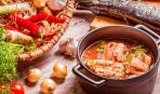Рыбный борщ, пошаговый рецепт