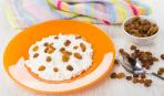 Аркас - незаслуженно забытый, полезный творожный десерт