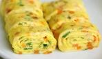 Быстрый и сытный завтрак - яичный ролл