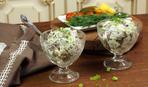 Немецкий селёдочный салат