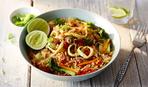 Лучшие рецепты на 14 февраля со всего мира: наси горенг (индонезийский жареный рис)