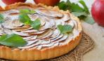 Творожно-яблочный пирог на Масленицу