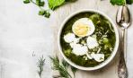Самый весенний  - суп из крапивы