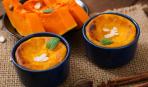 Пудинг из тыквы: пошаговый рецепт