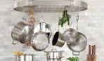 4 адекватных решения для хранения на маленьких кухнях