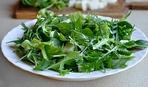 Фитнес-салат с дыней