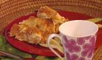 Рогалики с сосисками и сыром