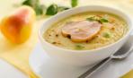 Грушевый суп-пюре