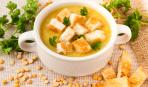 Аппетитный гороховый суп с курицей